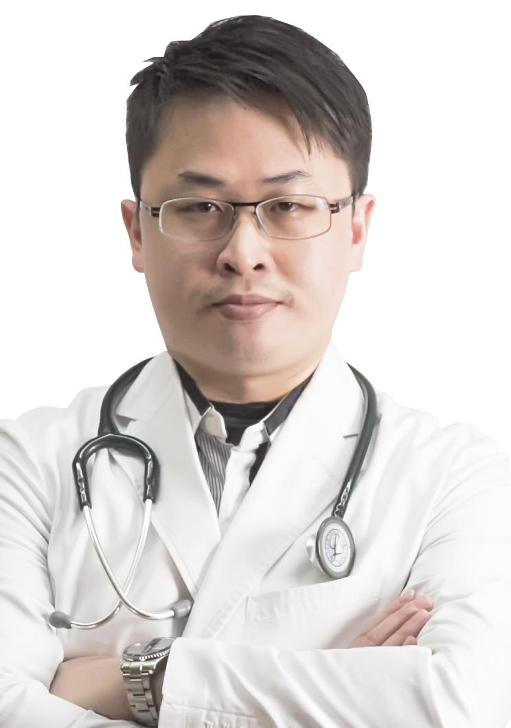 胸腔內科-何建輝 醫師照片